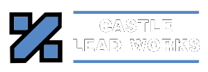 castle lead footer logo